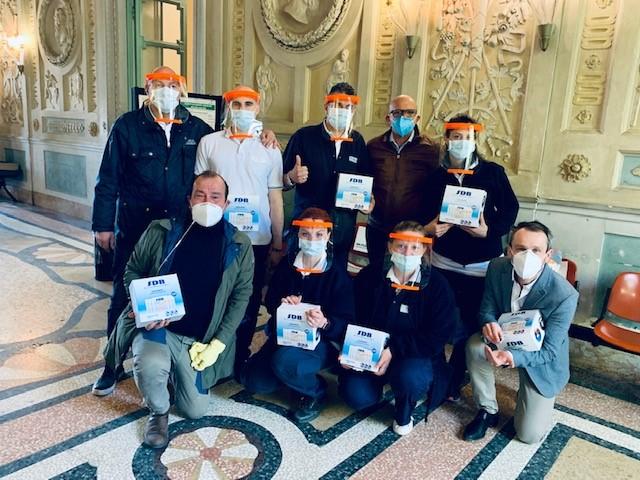LAETA CONSULTING BCORP E V-SHAPES PER I MEDICI E INFERMIERI DELLA CITTÀ DI BOLOGNA (con il patrocinio del Sindacato Medici Italiani)